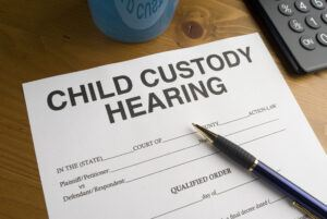 Child custody modifications in Florida